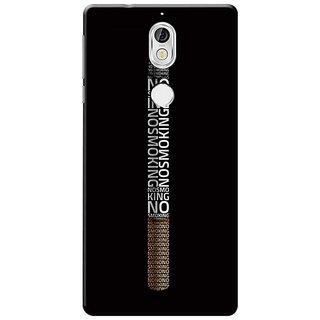 No Smoking Mobile Cover for   Nokia 7