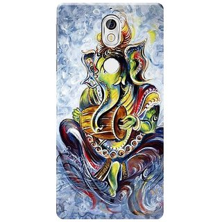 Buy Lord Ganesha Mobile Cover For Nokia 7 Online Get 77 Off