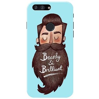 Brilliant Beard Mobile Cover for   One Plus 5T
