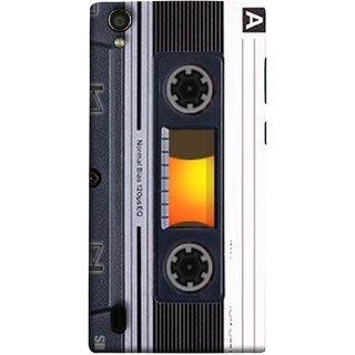 FUSON Designer Back Case Cover For Vivo Y15S :: Vivo Y15 (Menu Playlist Pause Fast Forward Backwards Black )