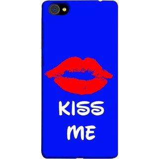 FUSON Designer Back Case Cover For Vivo X5Pro :: Vivo X5 Pro (Happy Joyful Enjoying Lovely Kissing Full Of Love Couples)