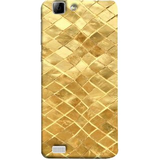 FUSON Designer Back Case Cover For Vivo Y27 :: Vivo Y27L (Small Squares Tiles Bathroom Hall Kitchen White Cement)