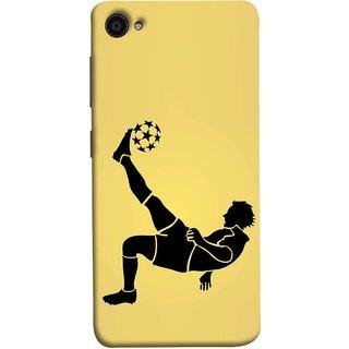 FUSON Designer Back Case Cover for Lenovo ZUK Z2 :: Lenovo Zuk Z2 Plus (Uefa Champions League Starball Player Fifa )