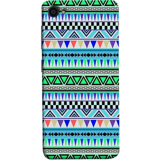 FUSON Designer Back Case Cover for Lenovo ZUK Z2 :: Lenovo Zuk Z2 Plus (Tribal Patterns Colourful Eye Catching Verity Different )