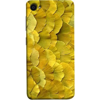 FUSON Designer Back Case Cover for Lenovo ZUK Z2 :: Lenovo Zuk Z2 Plus (Lotus Leaves In Row Heart Shape Old Dried )