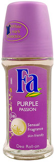 IMPORTED FA PURPLE PASSION SENSUAL SCENT ROLL ON - 50 ML (PACK OF 2)