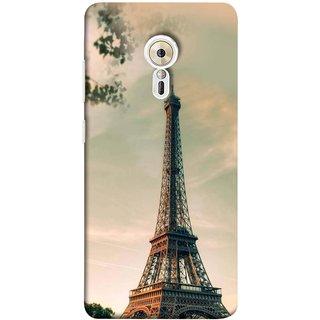 FUSON Designer Back Case Cover for Lenovo ZUK Z2 Pro ( Paris Sunrise France Tourist Place Hd Wallpaper)