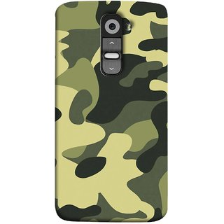 FUSON Designer Back Case Cover for LG G2 :: LG G2 Dual D800 D802 D801  D802TA D803 VS980 LS980  (Beautiful Painting Wallpapers Canvas Oil Design Pattern)