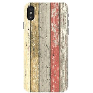 Buy Wood Wallpaper Black Hard Printed Case Cover By Hachi Iphone X
