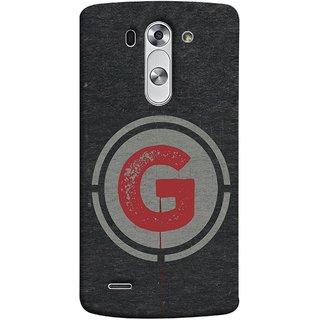 FUSON Designer Back Case Cover for LG G3 S :: LG G3 S Duos :