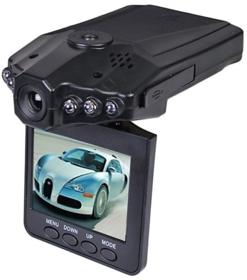 Tech Gear Hd Portable Car Dvr With 2.5 Tft Lcd Screen Free 4Gb Sdhc Card(1 Piece)