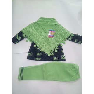 afdef2e49ae3 Buy baby girl woolen sweater suit Online   ₹999 from ShopClues