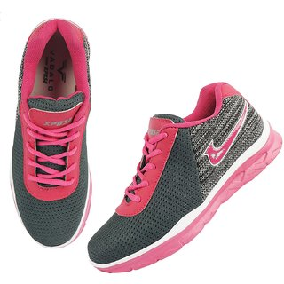 Vadalo Womens 207 Hockey Pink Running Shoes (Sport Shoe)