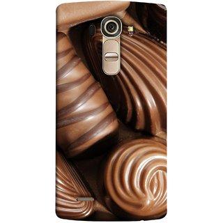 FUSON Designer Back Case Cover for LG G4 :: LG G4 Dual LTE :: LG G4 H818P H818N :: LG G4 H815 H815TR H815T H815P H812 H810  H811  LS991 VS986 US991 (Big Size Different Shapes Diy Silicone Handmade )
