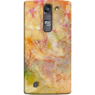 FUSON Designer Back Case Cover for LG G4 Mini :: LG G4c :: LG G4c H525N (Colors Yellow Light Bright Paint Wallpaper Design )