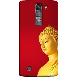 FUSON Designer Back Case Cover for LG G4 Mini :: LG G4c :: LG G4c H525N (Gautam Buddha Statue Scenary Lord Siddharth)