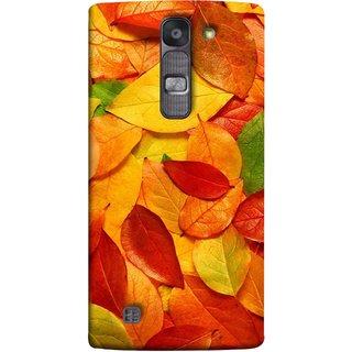 FUSON Designer Back Case Cover for LG G4 Mini :: LG G4c :: LG G4c H525N (Multicolour Dry Leaves Painting Bright Sunny Day )