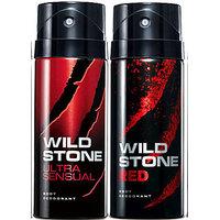 Wildstone Deodorant Combo (Set of 2)-150ml