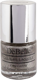 DeBelle Gel Nail Lacquer Glitter Nail Polish Sparkling Dust