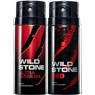 Wildstone Deodorant Combo (Set of 2)-150ml