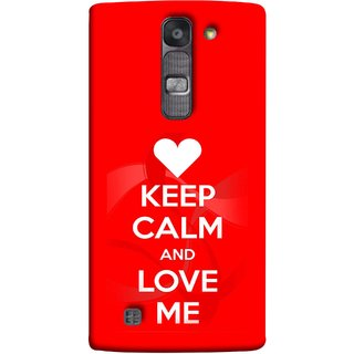 FUSON Designer Back Case Cover for LG G4 Mini :: LG G4c :: LG G4c H525N (Beautiful Hearts Always Stay Silent And Love Other Work Resolve)
