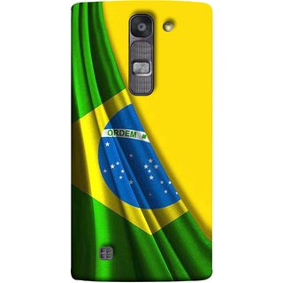 FUSON Designer Back Case Cover for LG G4 Mini :: LG G4c :: LG G4c H525N (Brazilian Flag Olympiad In Brasil Happy Independence)