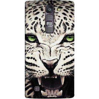 FUSON Designer Back Case Cover for LG G4 Mini :: LG G4c :: LG G4c H525N (Jungle King Stearing Angry Roaring Loud Aslan Panther)