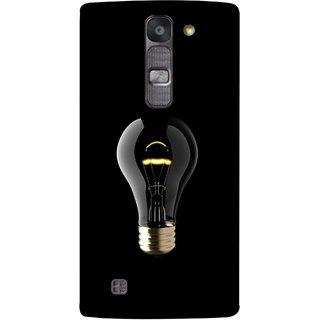 FUSON Designer Back Case Cover for LG G4 Mini :: LG G4c :: LG G4c H525N (Hanging Light Bulb In Dark Room Ceiling Darkness )