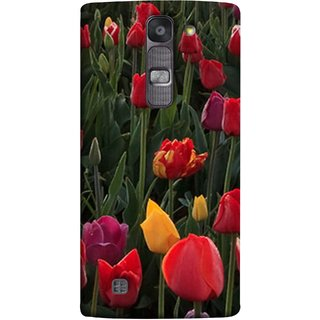 FUSON Designer Back Case Cover for LG G4 Mini :: LG G4c :: LG G4c H525N (Dark Bold Red Roses Chocolate Hearts For Valentines Day)