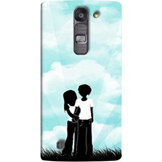 FUSON Designer Back Case Cover for LG G4 Mini :: LG G4c :: LG G4c H525N (Boyfriend Girlfriend Together Always Evening Life)