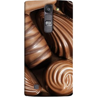 FUSON Designer Back Case Cover for LG G4 Mini :: LG G4c :: LG G4c H525N (Big Size Different Shapes Diy Silicone Handmade )