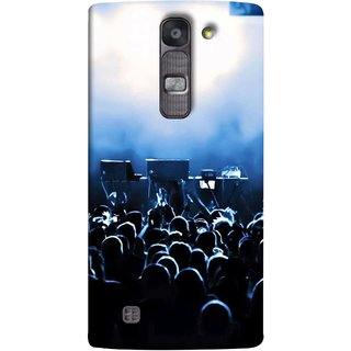 FUSON Designer Back Case Cover for LG G4 Mini :: LG G4c :: LG G4c H525N (Dancers Singers Instruments Piano Musical Concert)