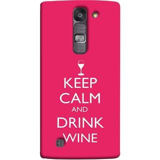 FUSON Designer Back Case Cover for LG G4 Mini :: LG G4c :: LG G4c H525N (Vodka Alcohol Wiskey Musical Enjoy Party Good To Others)