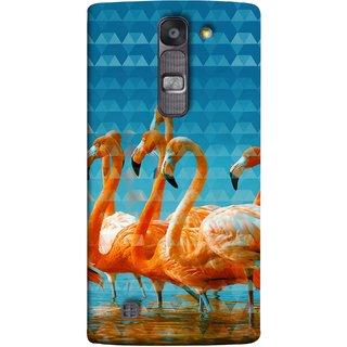 FUSON Designer Back Case Cover for LG G4 Mini :: LG G4c :: LG G4c H525N (Animal Birds Long Beak Beautiful Wallpaper Designs)