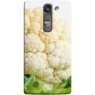 FUSON Designer Back Case Cover for LG G4 Mini :: LG G4c :: LG G4c H525N (Organic Cauliflower Background Table Farmer Subji)