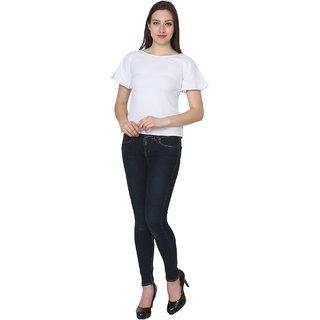 fca3f267f74e5 Buy Rimsha regular white top for women Online - Get 57% Off