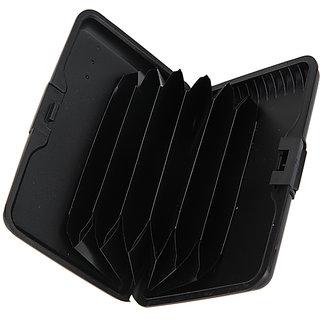 Tech Gear Credit Card Wallet Holder Aluminum Metal Case BoxHard Case Holder  Debit Card Holder( f5133ab2c