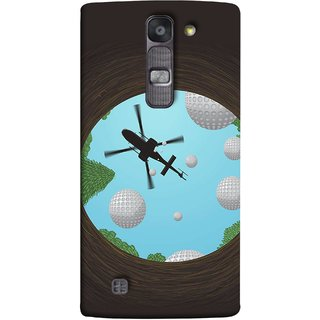 FUSON Designer Back Case Cover for LG G4 Mini :: LG G4c :: LG G4c H525N (Military Tree Cave Trees Army White Bubbles Closeup)