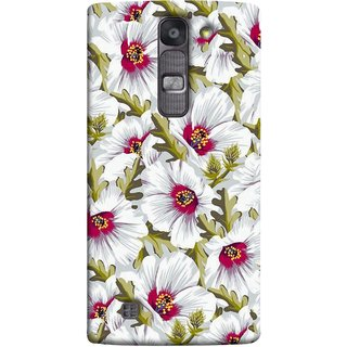FUSON Designer Back Case Cover for LG G4 Mini :: LG G4c :: LG G4c H525N (Floral Patterns Digital Textiles Florals Design Patterns)