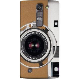 FUSON Designer Back Case Cover for LG G4 Mini :: LG G4c :: LG G4c H525N (Lecia Cam Photos Negatives Click Zoom Manual )