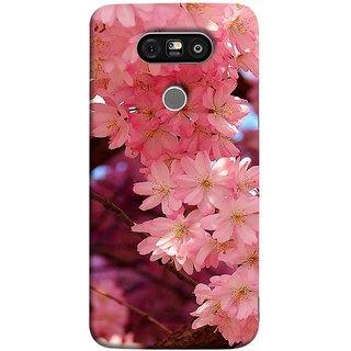 FUSON Designer Back Case Cover for LG G5 ::  LG G5 Dual H860N :: LG G5 Speed H858 H850 VS987 H820 LS992 H830 US992 (Flowering Cherry Trees Pink Perfection Lovely Love )