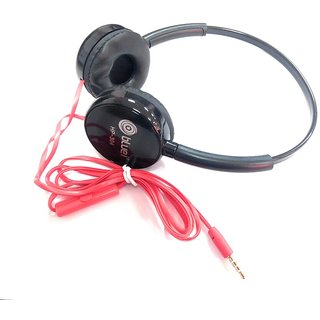Bluei HP-304 Over Ear Wired Headphones With Mic