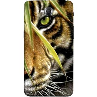 FUSON Designer Back Case Cover for LG G Pro Lite :: LG Pro Lite D680 D682TR :: LG G Pro Lite Dual :: LG Pro Lite Dual D686 (Animal Bengal Indian Jungle King Whiskers Grass)