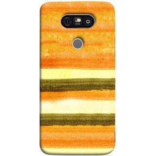 FUSON Designer Back Case Cover for LG G5 ::  LG G5 Dual H860N :: LG G5 Speed H858 H850 VS987 H820 LS992 H830 US992 (Abstract Border Frame With Vintage Background )