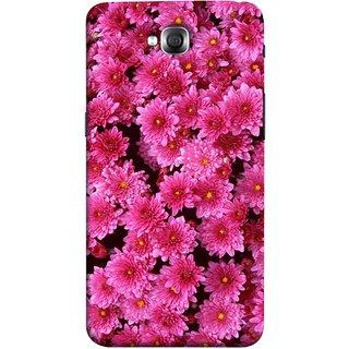 FUSON Designer Back Case Cover for LG G Pro Lite :: LG Pro Lite D680 D682TR :: LG G Pro Lite Dual :: LG Pro Lite Dual D686 (Thousands Flowers Magenta Mums Nature Pink)