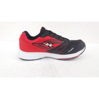 Campus VOLT Black Men Running Shoes