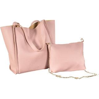 Alude Stylish Set Of 2 Combo Shoulder Bag