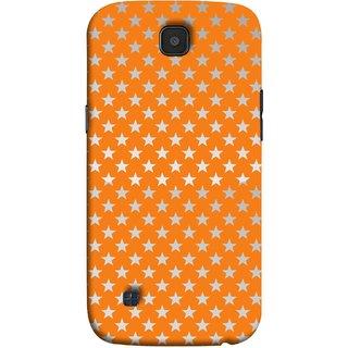 FUSON Designer Back Case Cover for LG K3 ::  LG K3 Dual K100 LS450 (Fallen Star Rows Of Stars Christmas Festival Sparkling)