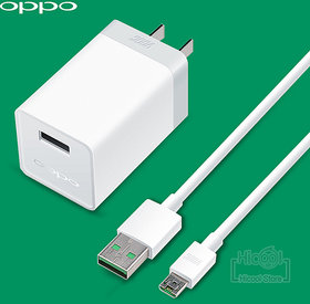 100 Percent Orignal Oppo Adapter Charger With USB Cable For Oppo F1s, A37, A59, AK903 And all Oppo MODELS.