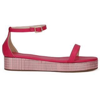 Maia Women's Pink Sandals